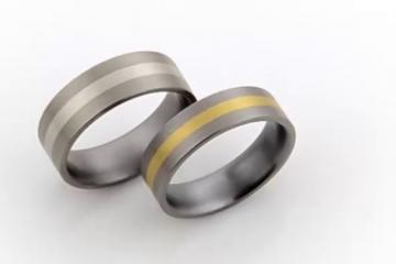 Video zu einem Paar Eheringe dass vom Goldschmied in Zürich geschmiedet wurde